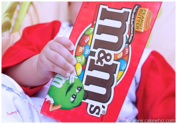 baby and candy box 2