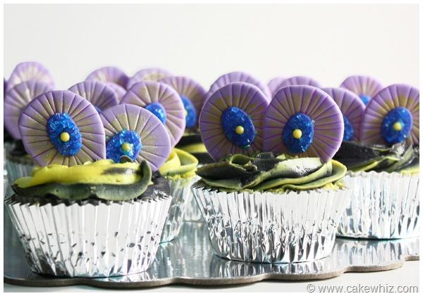 peacock cake 11