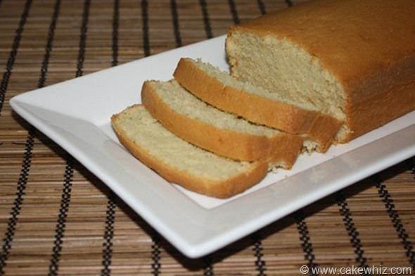 how to make a pound cak3